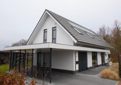 Passief huis in Ommen