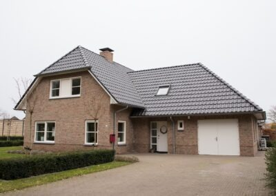 Vrijstaande woning in Dalfsen