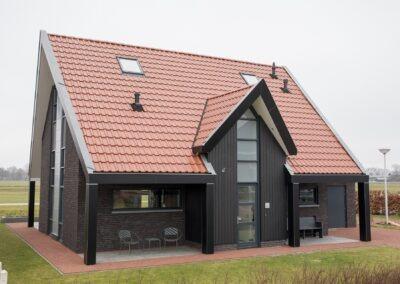 Vrijstaande woning in Rouveen