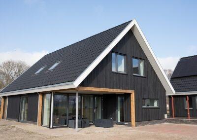 Passief huis in Nieuwleusen